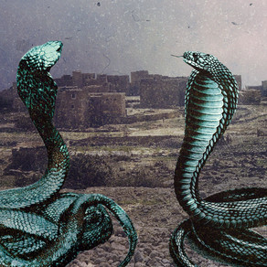 """Dancing on the Heads of Snakes:"" Yemen, Then and Now"