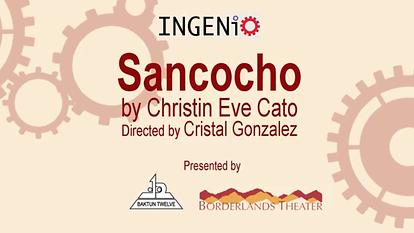 Sancocho by Christin Eve Cato