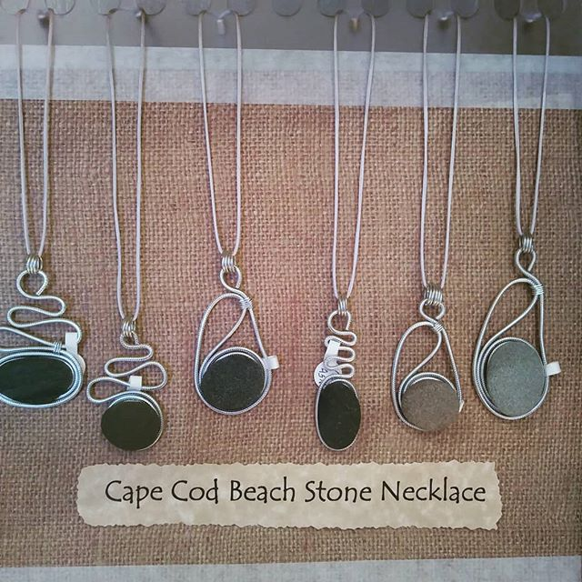 NEW necklaces from Cape Cod Artworks