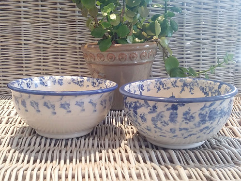 Cereal/Soup Bowls - Blueberries
