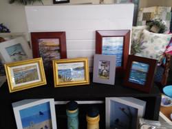 Seashore watercolors by Deb Hart-Chase