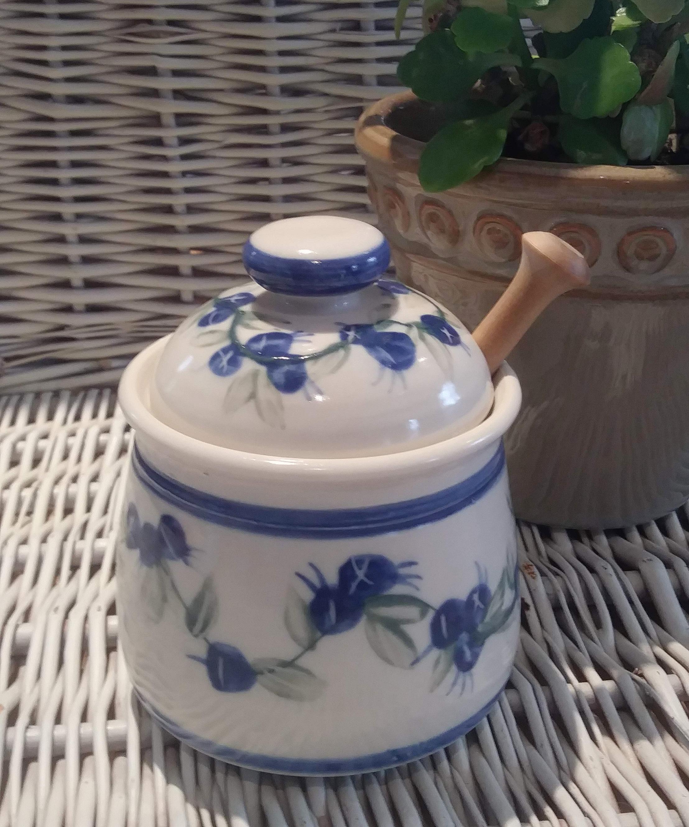 Honey Pot_Blueberries
