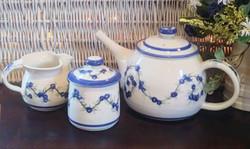 Blueberry pottery