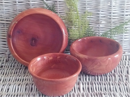 Red Cedar Bowl - Small