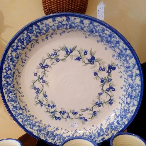 Blueberry Platter