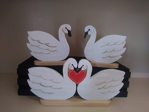 Wood Swan/Single