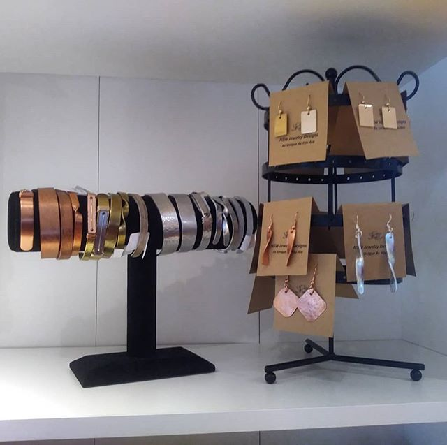 NEW!  NEW!  NEW!Bangles & earrings by NS