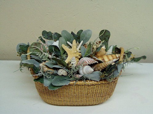 Shell Basket