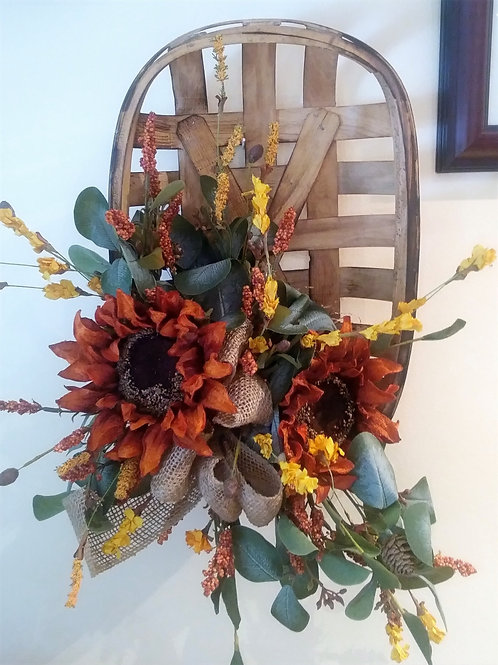 Fall Tobacco Basket