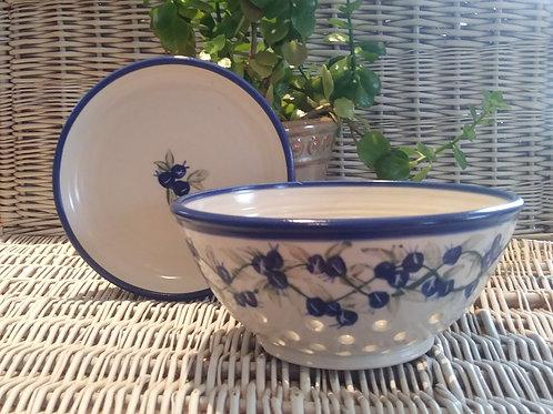 Berry Bowl Set - Blueberries