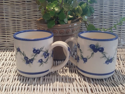 Mug/Blueberries