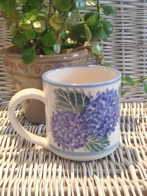 Mug / Hydrangeas