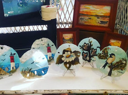 NEW!  JUST IN! Hand painted sand dollars