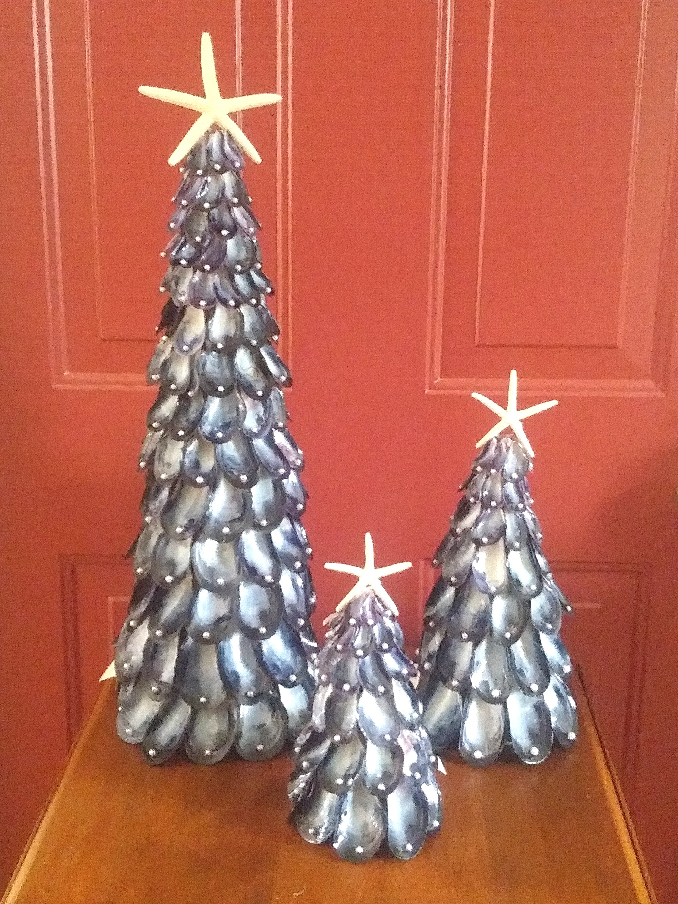Mussel Shell Trees