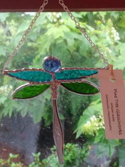 Pine Tree Glassworks - Dragonfly