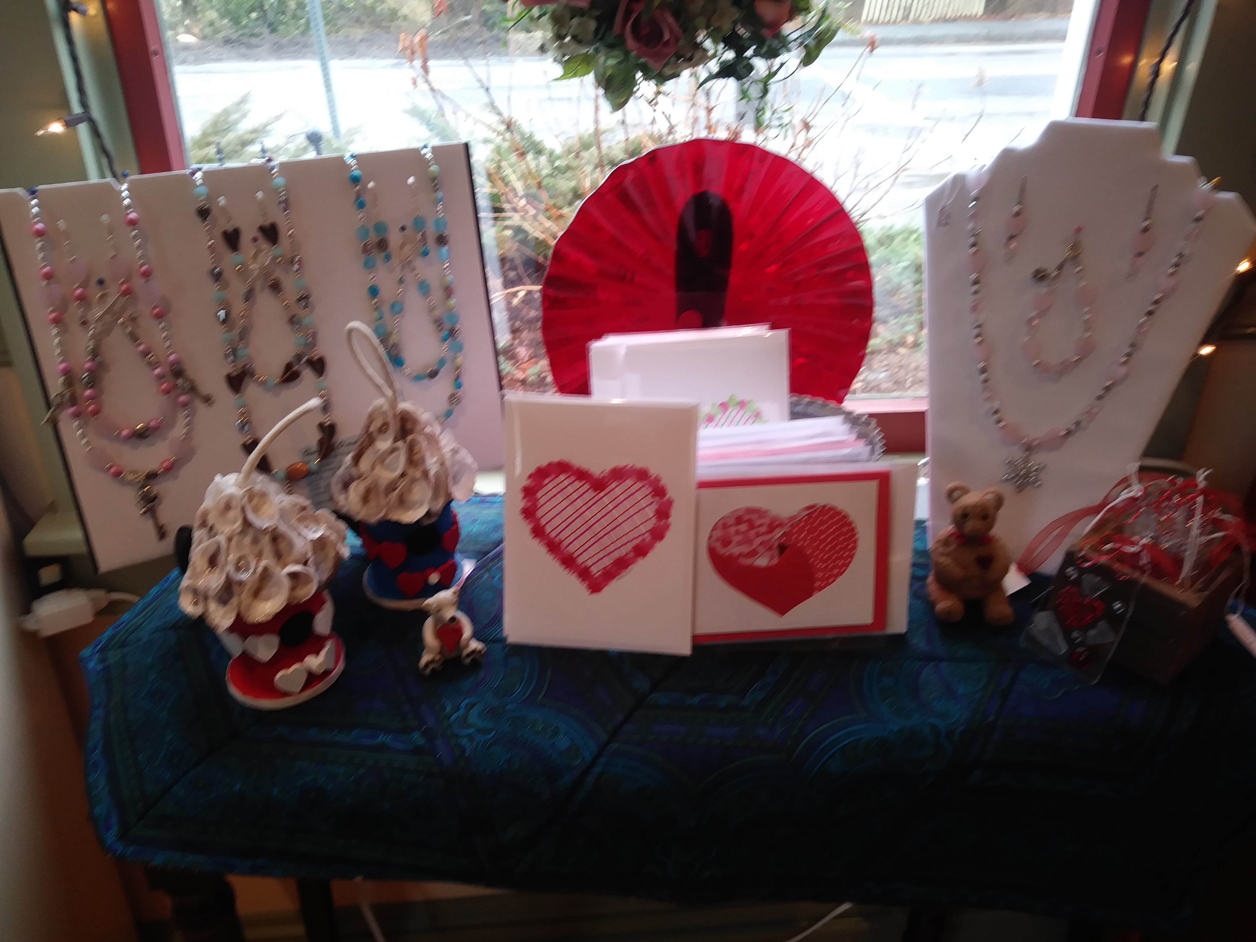 Valentine Display