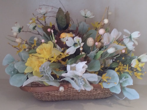 Easter Nantucket Basket