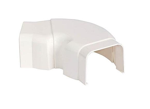 Courbe ajustable 45º-135º pour climatiseur 70 x 65