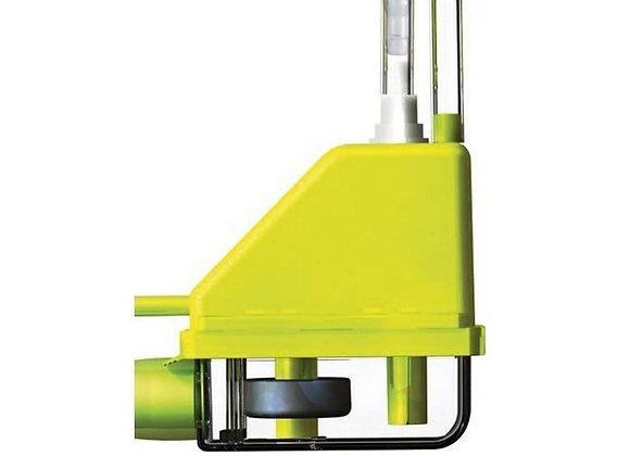 Pompe de relevage de condensats avec goulotte crème Silent+ Mini Lime Aspen