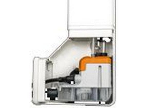 Pompe de relevage de condensats avec gouttière Delta Pack Sauermann