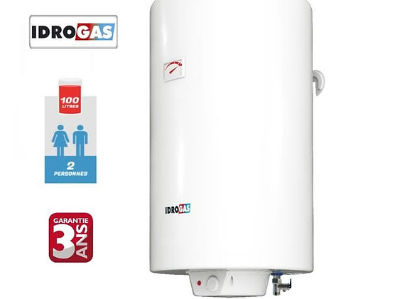Chauffe-eau électrique IDROGAS 100 L