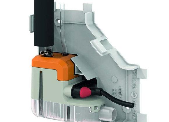 Pompe de relevage de condensats avec canal Delta Pack 80x60 Sauermann