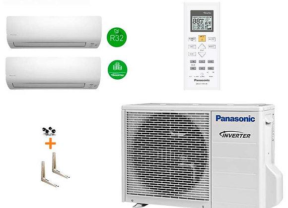 Climatiseur Panasonic Bi split 2.5 kw – 2.5 kw