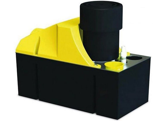 Pompe de relevage de condensats avec réservoir grande capacité Heavy Duty 10