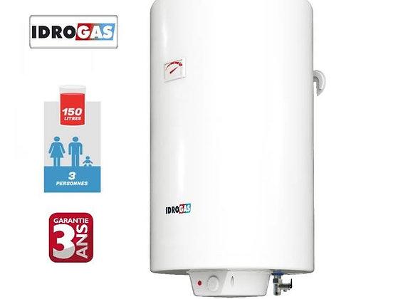 Chauffe-eau électrique IDROGAS 150 L