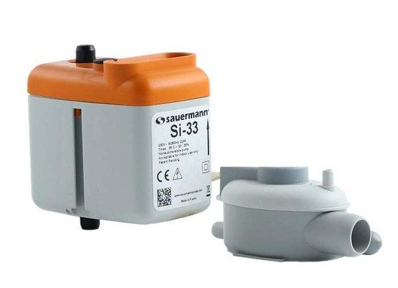 Pompe de relevage de condensats mini SI 33 Sauermann