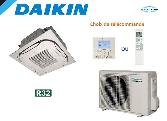 Climatiseur cassette Daikin 7 kW