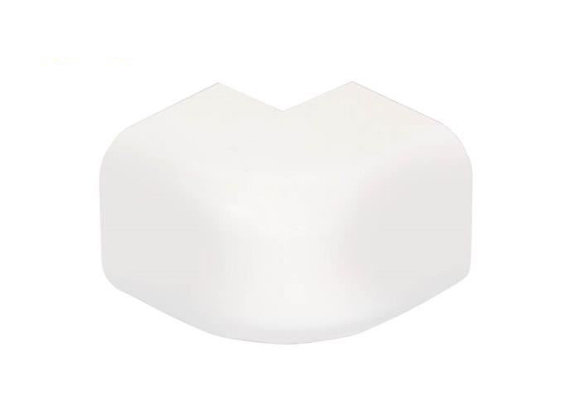Angle pour goulotte 90 x 65 blanche