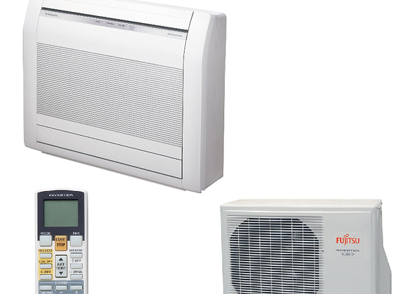 Climatiseur réversible console Fujitsu AGYG14LVCA 4.2 kW