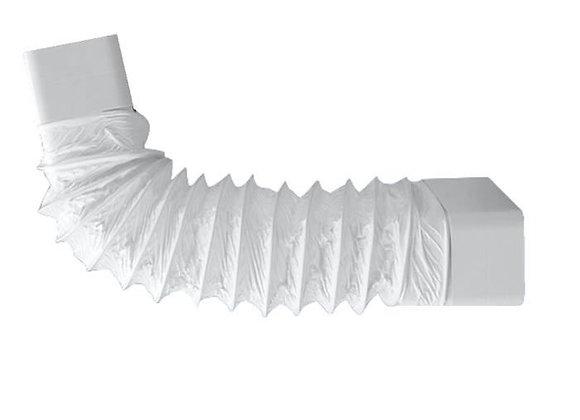 Tube flexible rectangulaire 220 x 55 mm