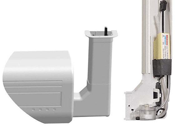 Pompe de relevage de condensats avec gouttière Flowatch Design Siccom