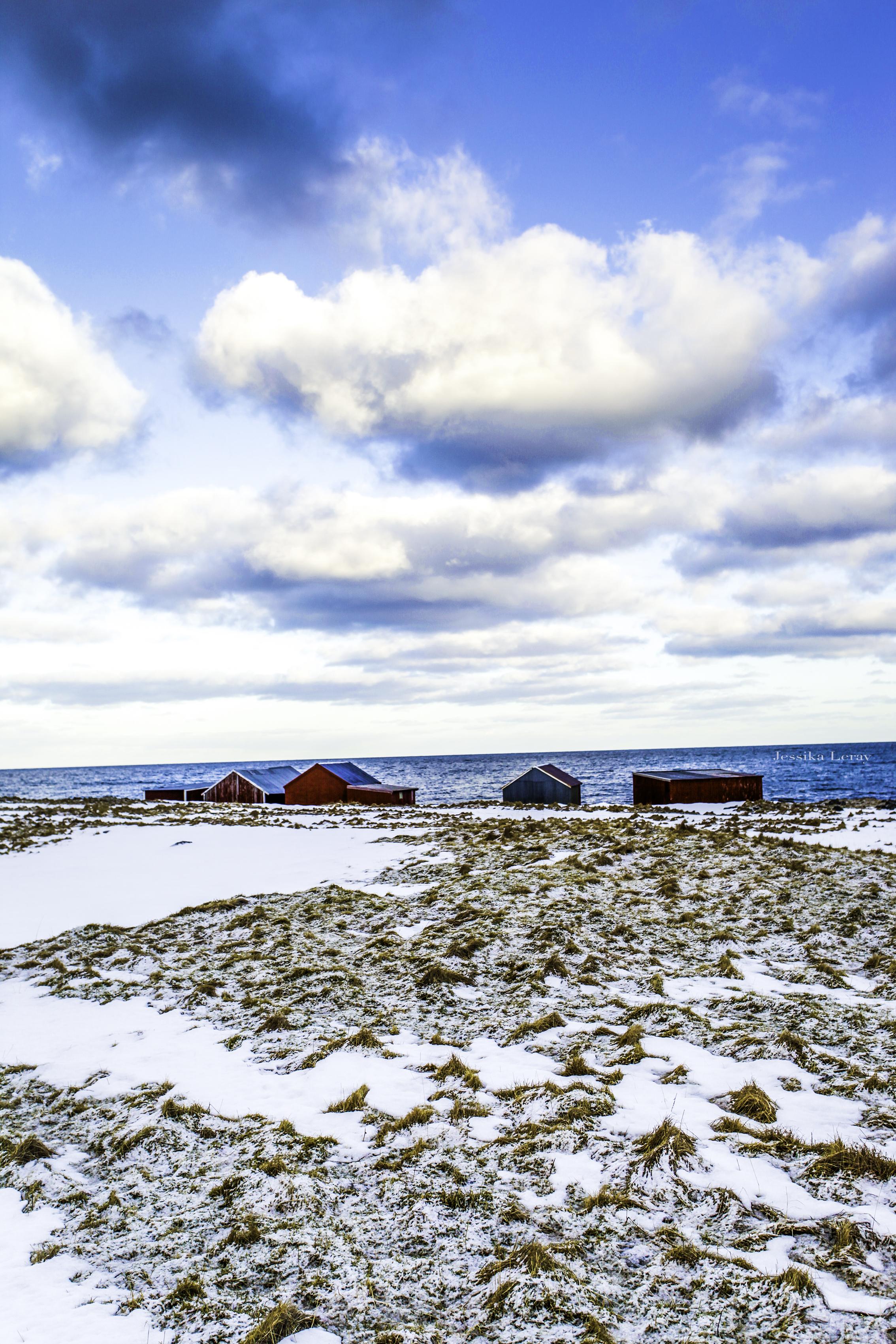 Unstad's view