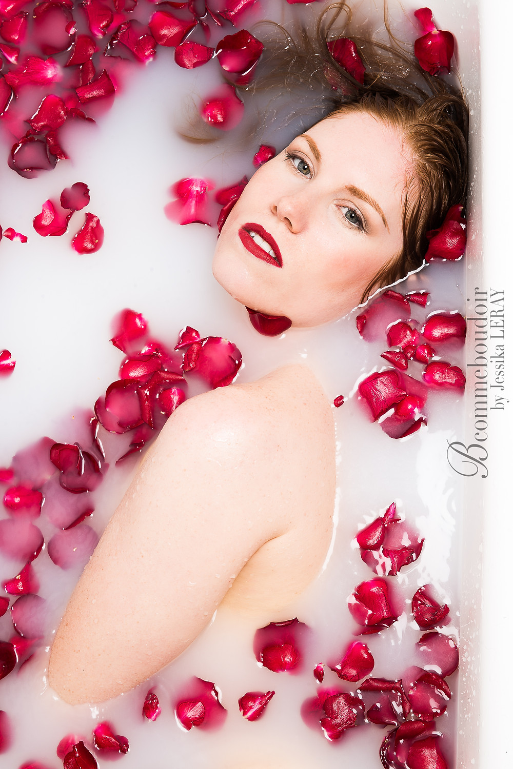 The Milk and bath shooting in Paris, France