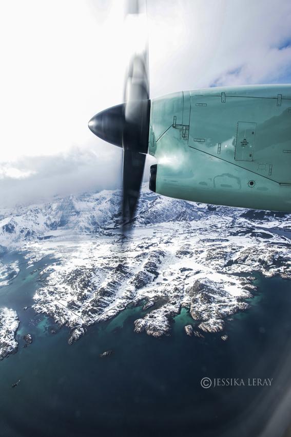 vu des Fjords, Jessika Leray