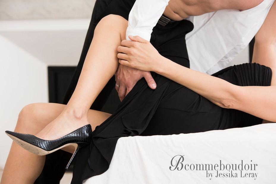 Bcommeboudoir, Sarah, Jessika Leray, shooting boudoir- sensuality- studio- GENEVE- jessika LERAY- woman photographer