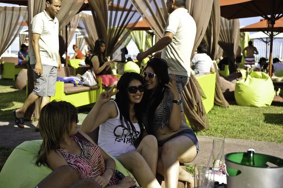 Le Madison_ Beach party_
