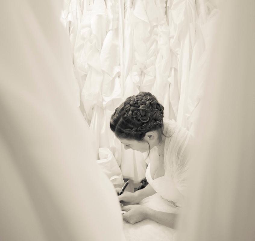 boudoir, mariage