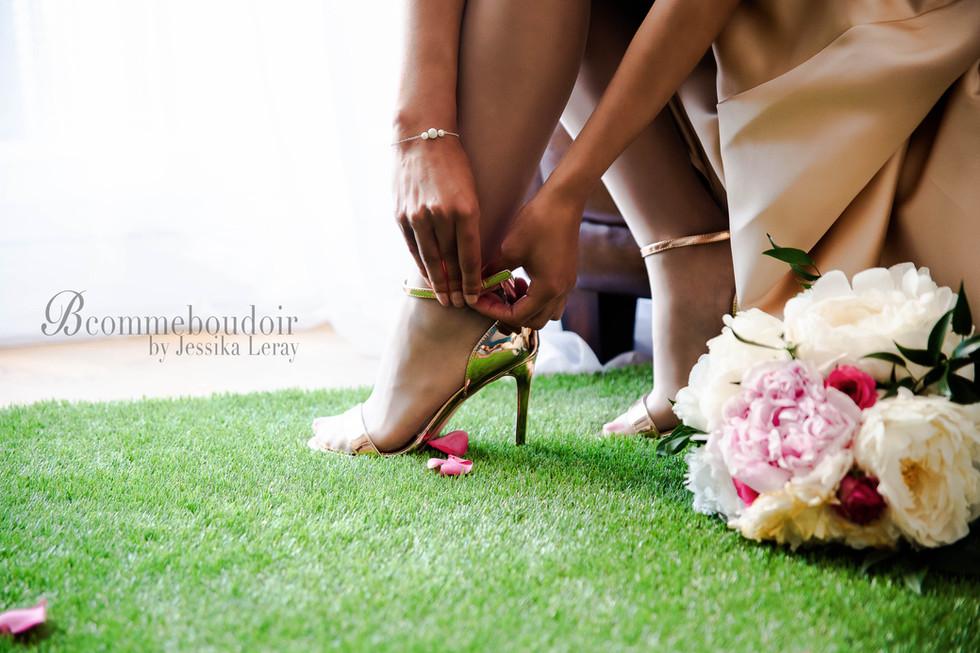 inspiration shooting boudoir mariage
