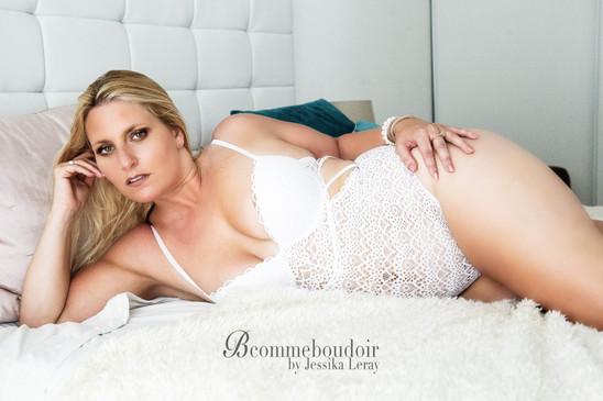 inspiration boudoir, future mariée