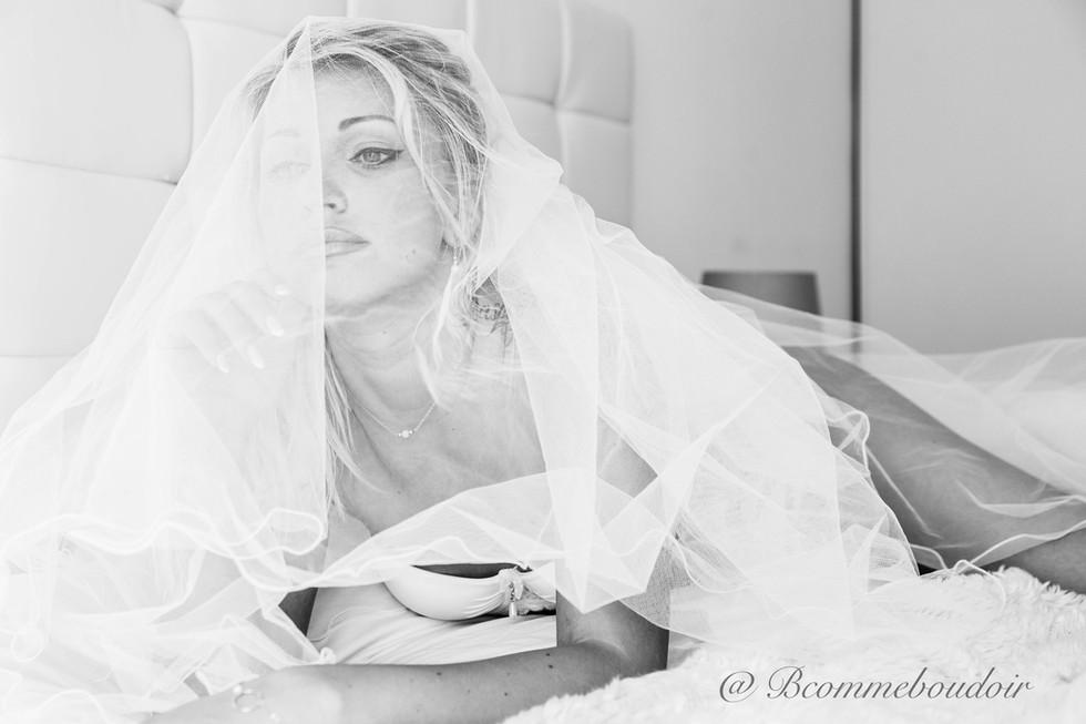 inspiration boudoir mariage
