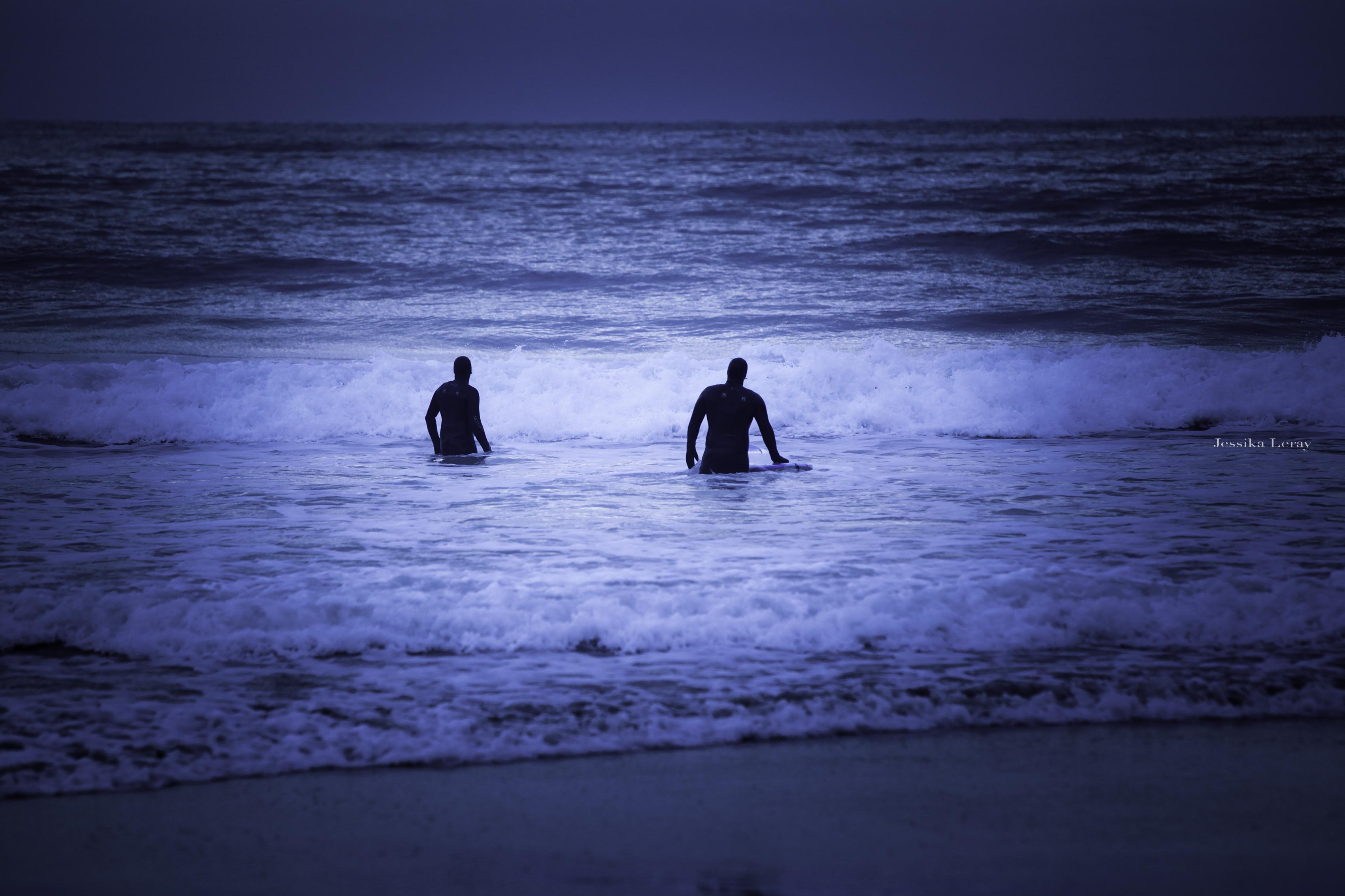 Surfing in Unstad