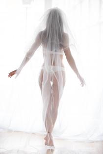 Le mariage et la séance photo boudoir...