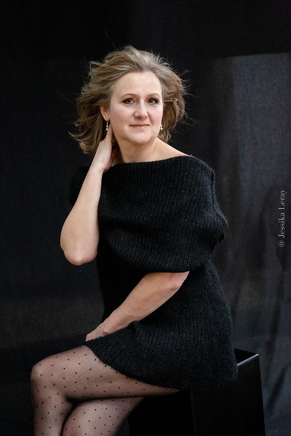 portrait de femme, photo-thérapie