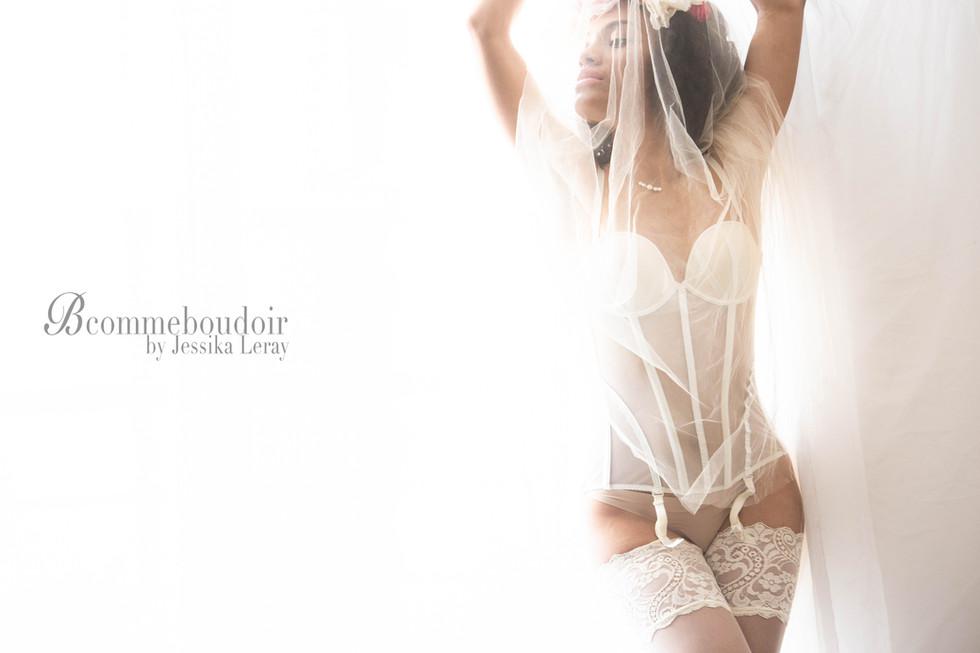 séance photo inspiratio boudoir mariage