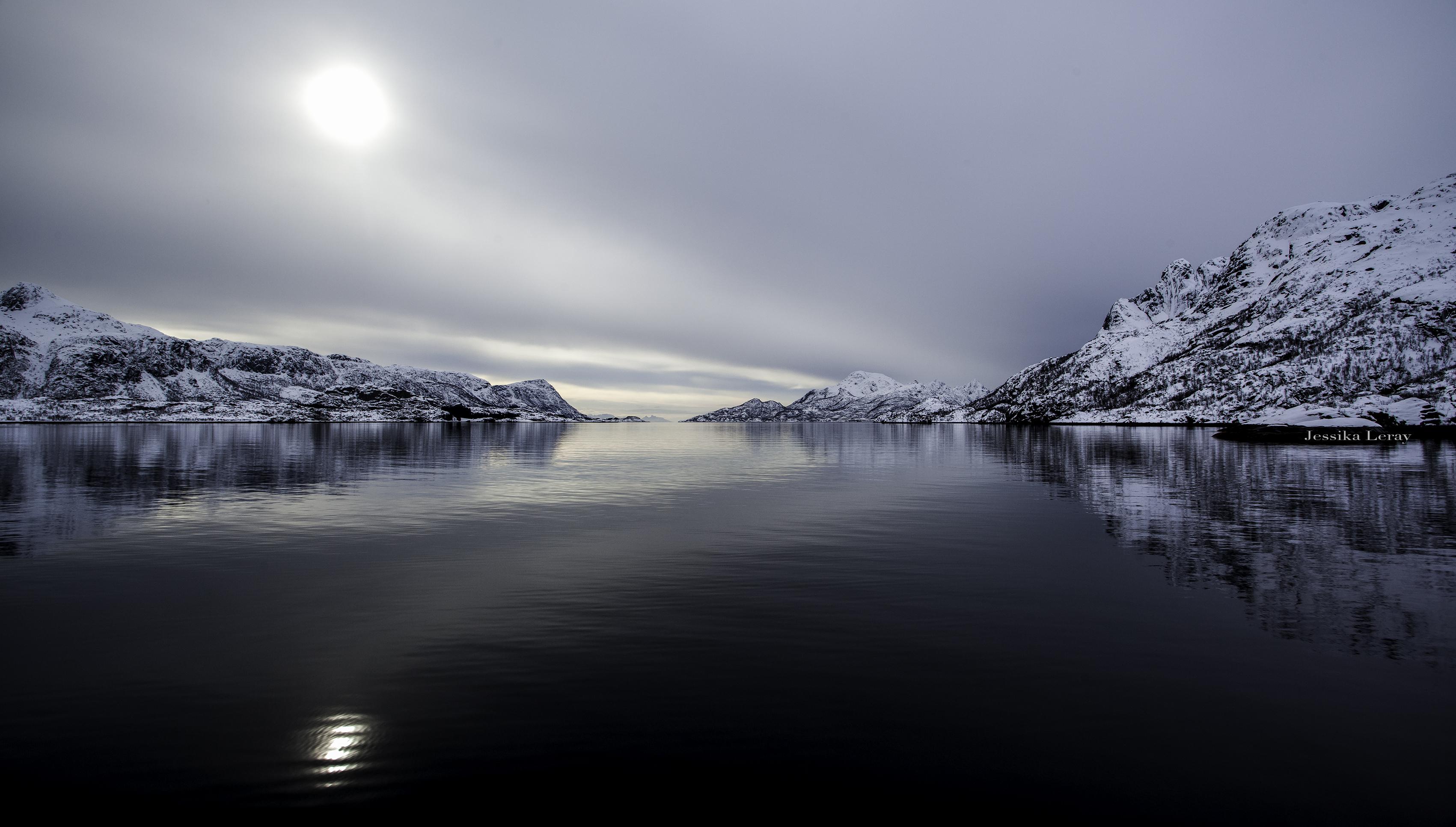 Safari n the Fjord, Norway