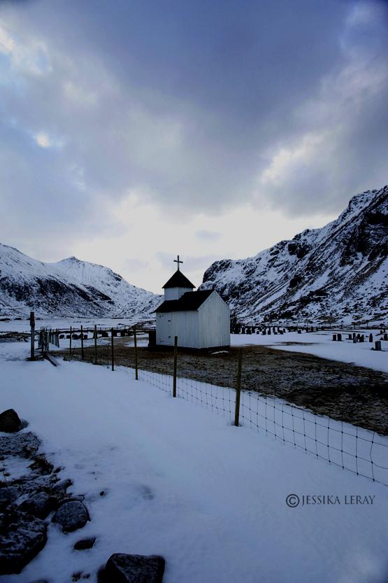 Unstad's Chapel